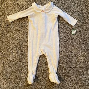 Gymboree footed pajamas